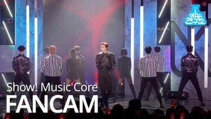 [예능연구소 직캠] U-KNOW - Follow, 유노윤호 - Follow @Show! Music Core 20190615