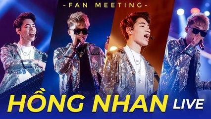 HỒNG NHAN (LIVE) - K-ICM X JACK - 1ST FANMEETING