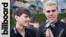 CNCO Discuss Their New EP, Performing With Abraham Mateo & Their Two Nominations | Latin AMAs 2019