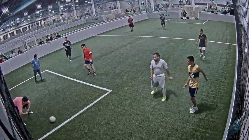 10/17/2019 21:00:01 - Sofive Soccer Centers Brooklyn - Bombonera
