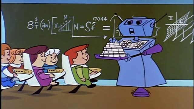 "The Jetsons season 1 chapter 24 ""Elroys Mob"""