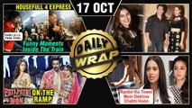 Salman Khan Diwali Party, Ranbir Kapoor In Towel, Sara Ali Khan Trolled | Top 10 News