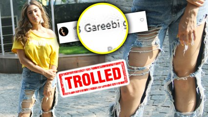Sara Ali Khan BADLY INSULTED For Her Ripped Jeans On Social Media