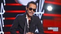 Marc Anthony Receives International Artist Award of Excellence at 2019 Latin AMAs | Billboard News