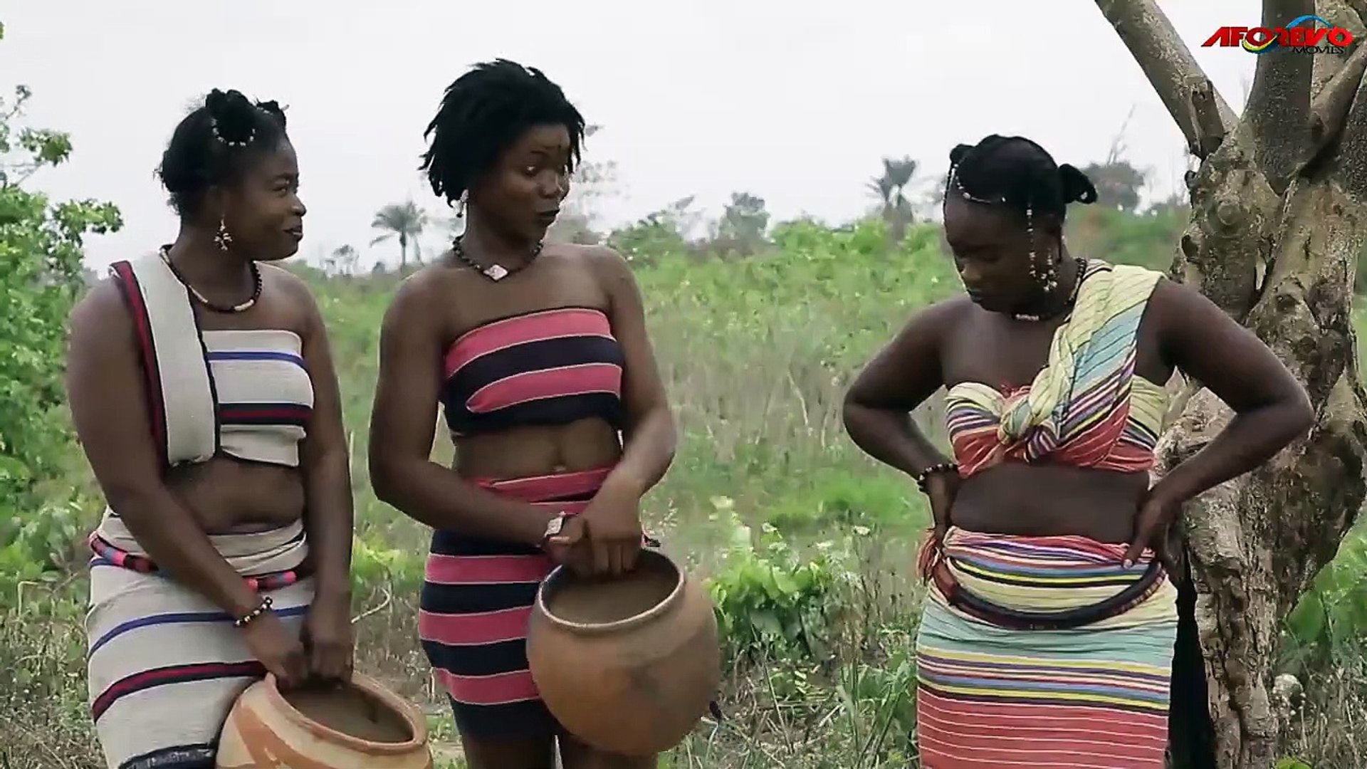 Ulomma The Pretty Angel In Love With A Poor Hunter That Rescued Her Life 2 - NIGERIAN MOVIES 2019