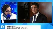 """""""Les Kurdes se sont sacrifiés pour nous, nous ne pouvons pas les laisser"""", estime Manuel Valls"""