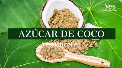 Las ventajas del azúcar de coco