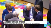 "Brexit :""Les chances de Boris Johnson sont minces"""
