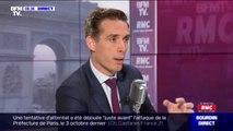 """Jean-Baptiste Djebbari conteste le droit de retrait des cheminots après un accident survenu jeudi et parle """"d'une grève surprise hors du cadre légal"""""""