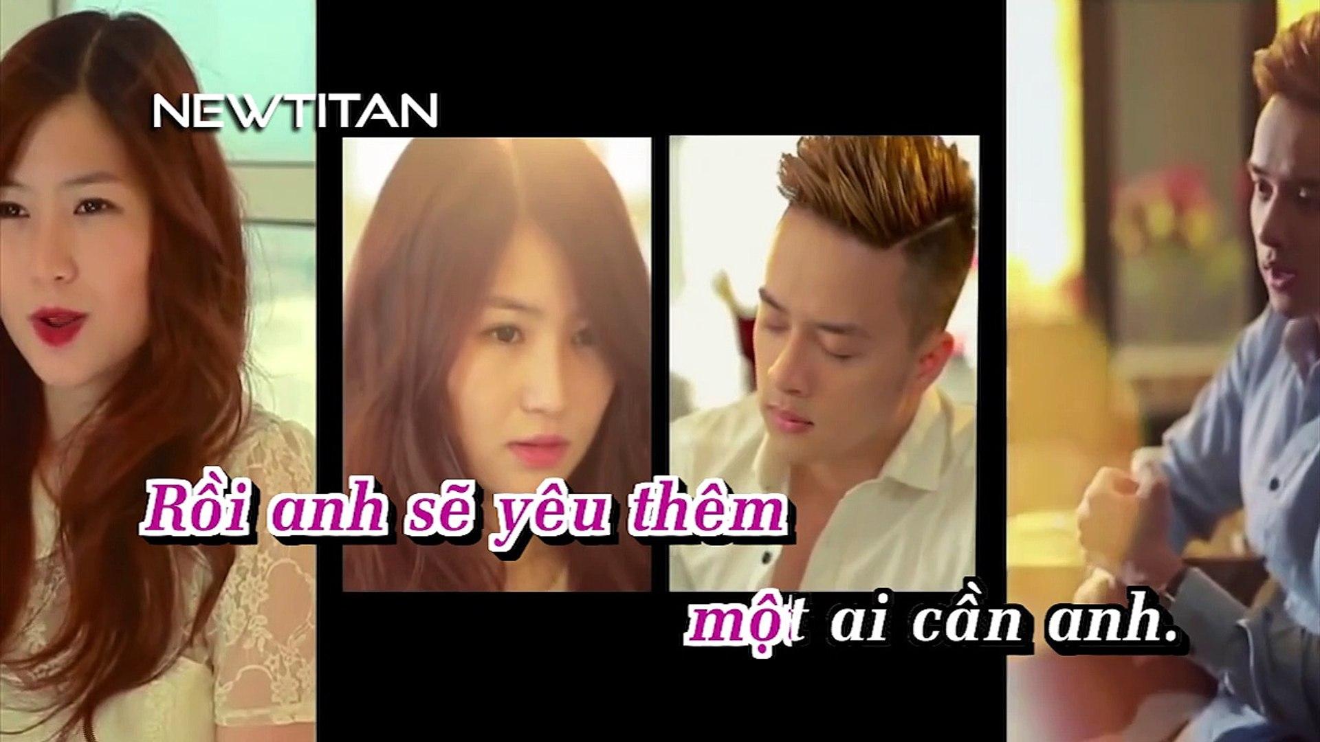 [Karaoke] Sẽ Có Người Cần Anh - Cao Thái Sơn Ft. Hương Tràm [Beat]