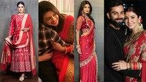 Bollywood Celebs Karwa Chauth 2019 Look | Shilpa Shetty |Deepika Padukone |Anushka Sharma | Boldsky