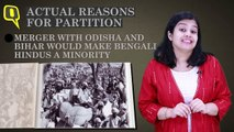 When was India First Partitioned? Not in 1947