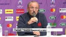 CDM Rugby 2019 - France / Galles : Dupont et Penaud titulaires