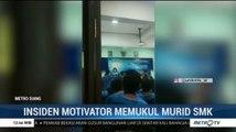 Viral, Video Insiden Motivator Memukul Murid SMK