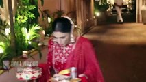 Raveena Tandon, Shilpa Shetty, Neelam & Others Celebrate Karwa Chauth At Sonam Kapoor's House