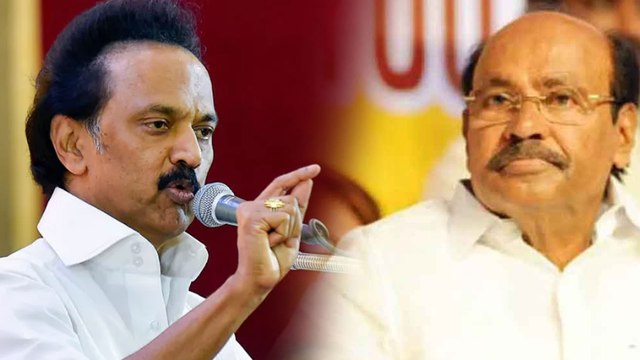 Mk stalin reply to ramadoss in twitter