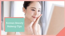 Korean Beauty Makeup Tips