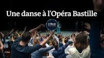 Danse participative à l'Opéra Bastille - Monde Festival