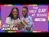 Ask the Aunties: Coming out at school