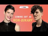 Rain Dove on how to come out as non-binary