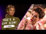 Renée Zellweger  Why Judy Garland is 100% a gay icon