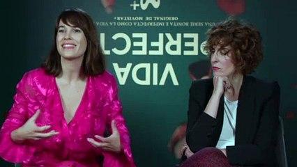 Entrevista con Celia Freijeiro y Aixa Villagrán