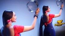 Sonakshi Sinha celebrate Karwa Chauth with Salman Khan's Dabangg 3 poster | FilmiBeat