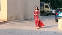 Divya Khosla Kumar Karva Chauth Look with hubby Bhushan Kumar