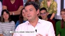 L'économiste Thomas Piketty est l'homme de la semaine