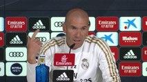 Real - Zidane : ''Avec Pogba, on s'est croisé par hasard''