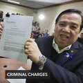 Senate panels recommend criminal charges vs Albayalde, 'ninja cops' over 2013 drug raid