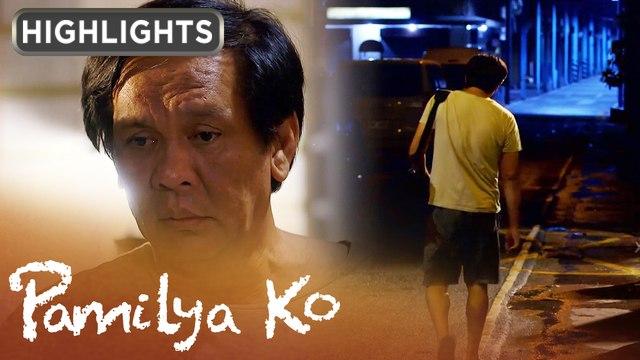 Fernan, nagdesisyon na umalis ng kanilang bahay | Pamilya Ko