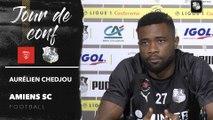 Conférence de presse d'avant Match, Aurélien Chedjou