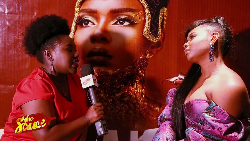 Yemi Alade defines a woman of steel   The Sauce