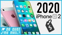 Apple pourrait sortir un iPhone abordable début 2020 DQJMM (1/2)
