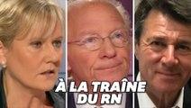 Pour interdire le voile, la droite marche dans les pas de Marine Le Pen