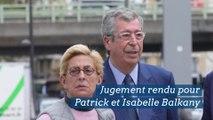 Patrick et Isabelle Balkany condamnés à 5 et 4 ans de prison