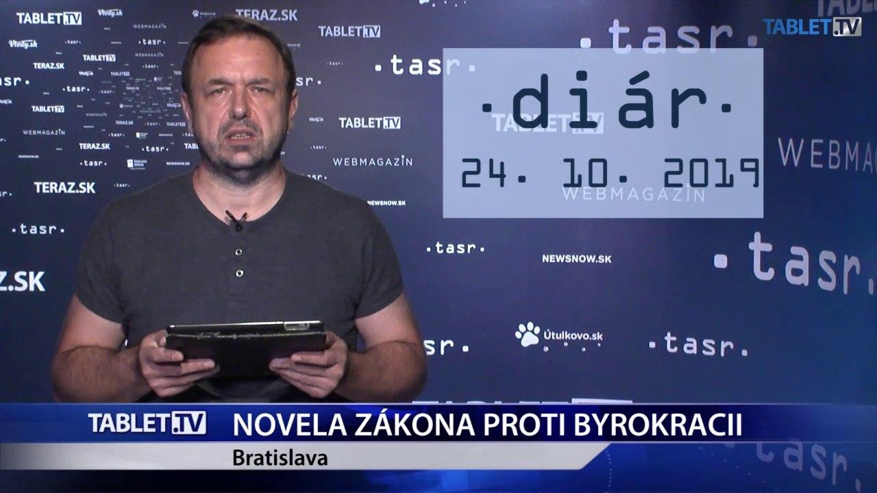 DIÁR: R. Raši predstaví novelu zákona proti byrokracii