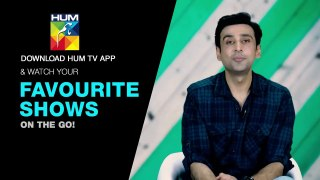 Ishq Zahe Naseeb   Episode 18   18th October  2019   Hum TV Drama