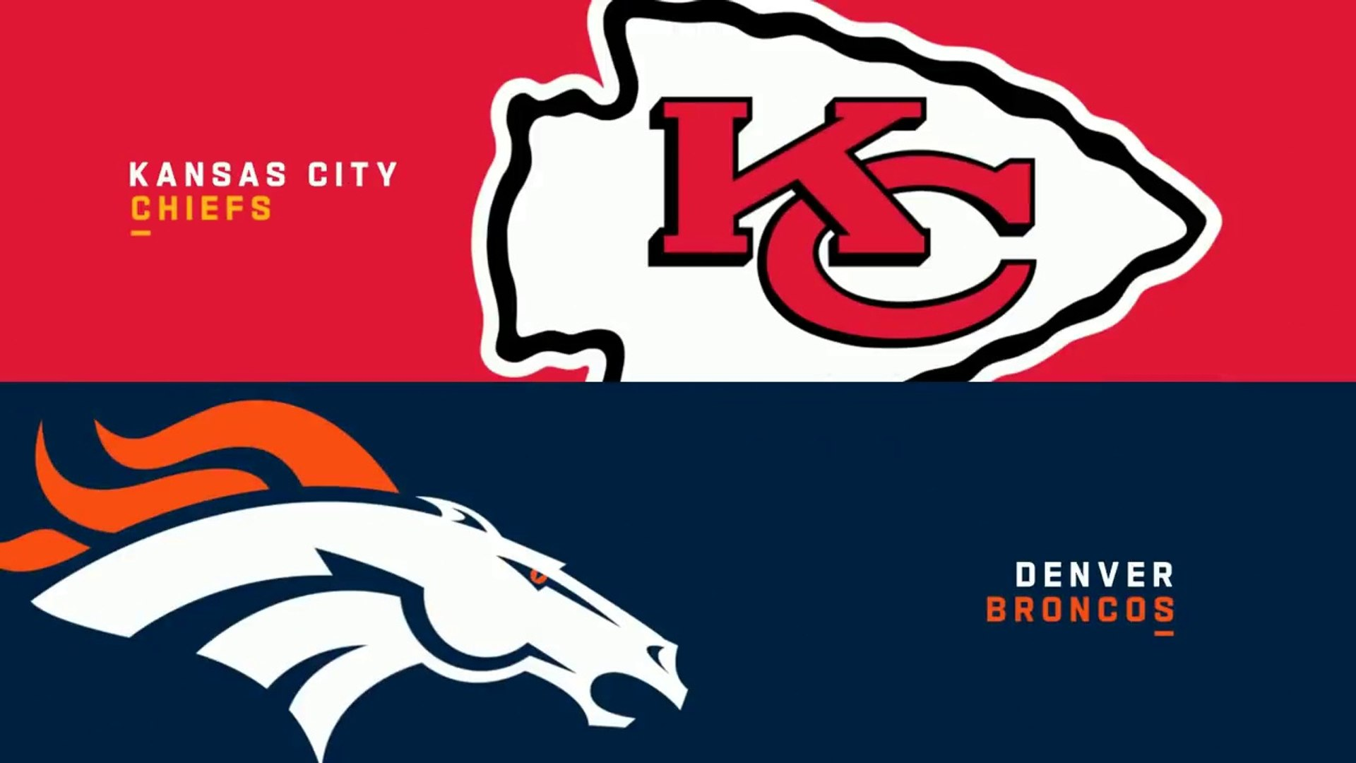 Chiefs vs. Broncos Week 7 Highlights - NFL 2019