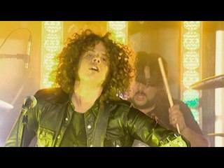 Wolfmother - Guitar Hero 5 and Take 40 Live Show