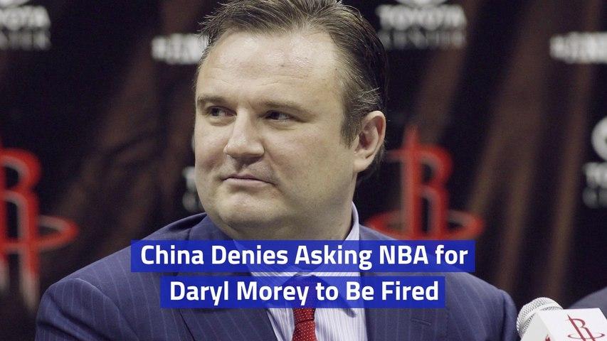Daryl Morey's Job Is Safe