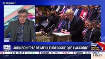 "Les insiders: ""pas de meilleure issue que l'accord"", Boris Johnson - 18/10"