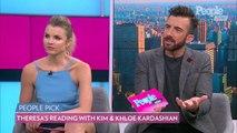 'Long Island Medium'Theresa Caputo Says Robert Kardashian Came Through At Khloé & Kim's Reading