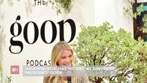Susanna Reid Does Not Like Goop