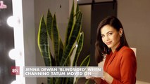 Jenna Dewan's Thoughts When Channing Tatum Moved On