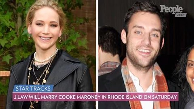 Jennifer Lawrence and Cooke Maroney to Be Married on Saturday at Luxurious Rhode Island Mansion