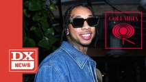 Tyga Signs Multi-Million Dollar Deal With Columbia Records