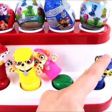 Paw Patrol Finger Puppet Surprise Toys With Preschool Nursery Rhymes Toys For Kids