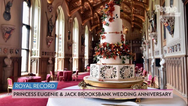 Princess Eugenie Posts Never-Before-Seen Video for Wedding Anniversary with Jack Brooksbank